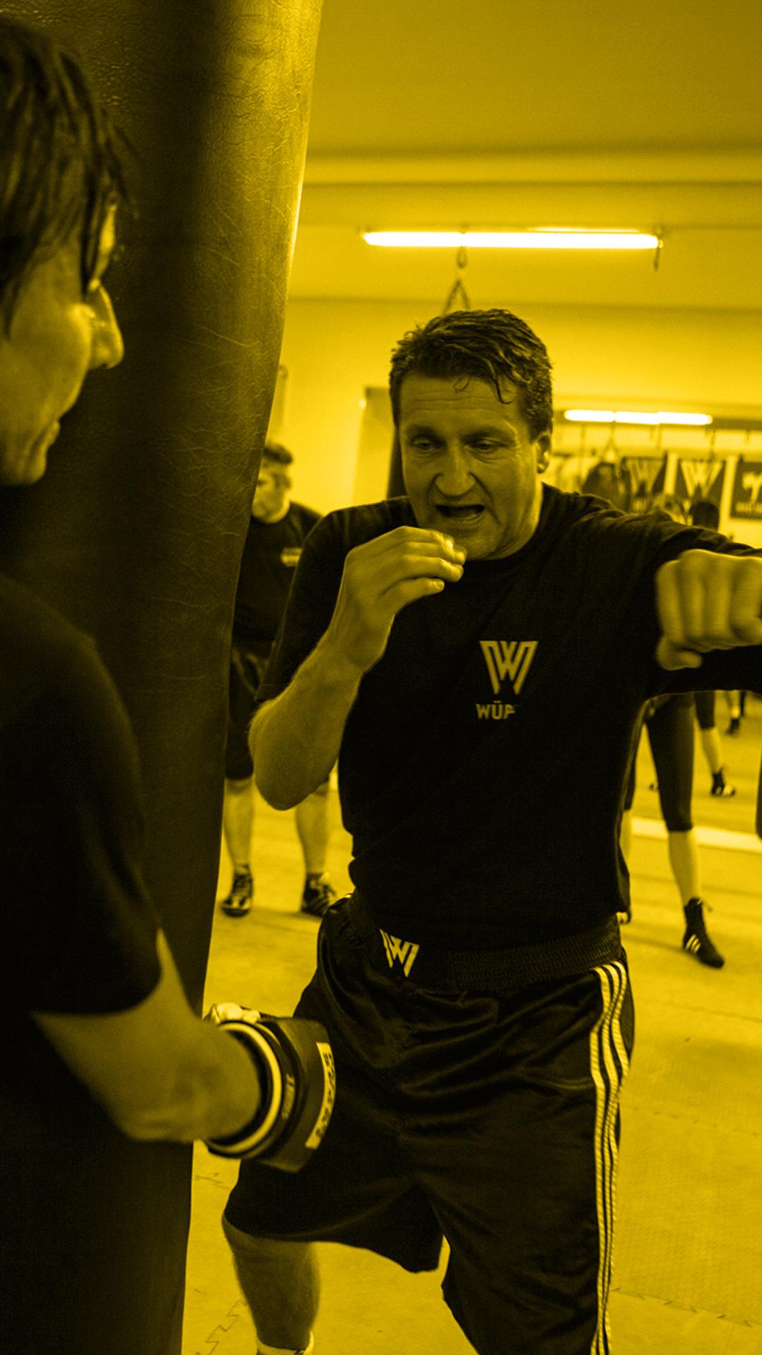 Boxen für Erwachsene und Kinder - Fachsportschule Wübke